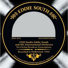 Eddie South - Recorded in Hollywood 1933 [New CD]