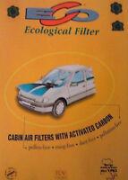 Innenraumfilter Aktivkohle Renault Megane Scenic -98 Pollenfilter