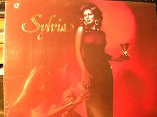 SYLVIA orig 76 self titled soul r&b dance LP Vibration 129 STILL SEALED Robinson