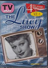 THE LUCY SHOW VOL. 8 - DVD - 4 CLASSIC EPISODES - NEW
