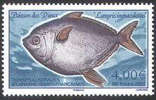 Fsat/TAAF 2007 pescado/Marina/Naturaleza/Vida Salvaje/Lampris immaculatus 1v (n32294)