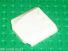 Capot LEGO white Wedge Ref 45677 / set 4850 7659 7679 4511 10134 10219 7665