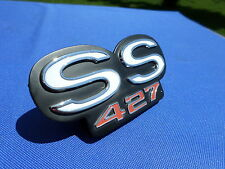 New 1967 Chevrolet Chevelle SS 427 Front Grill Grille Emblem 3907066