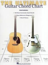 The Ultimate Guitar Chord Chart Booklet *NEW* Handy Book 120 Common Chords