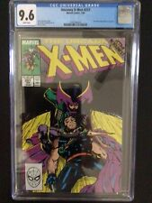 CGC 9.6 Uncanny X-Men 257 White Pages - Free Shipping