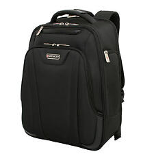 """Wenger Swiss Army Black Summit 15"""" Laptop Computer  Tablet Backpack SA7229"""