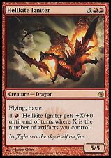 4X Hellkite Igniter -LP- Mirrodin Besieged MTG Magic Cards Red Rare