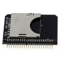 Y6O5 SD SDHC SDXC MMC Memory Card to IDE 2.5 Inch 44Pin Male Adapter Converter V