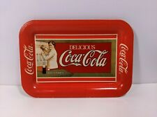 Coca-Cola Licensed 1907 Straight Sided Bottle 6.5 oz Coke Reproduction New w Tag