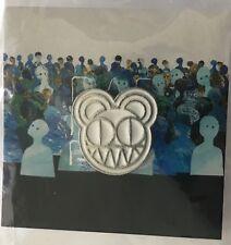 Radiohead pin 2018 tour modified bear white lapel pin
