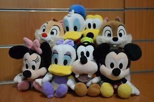 """Disney Peluche Collezione """"Mickey"""" 90 Years Classic Plush Collection Originale"""