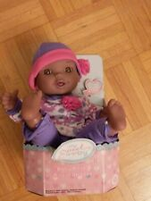 NEW (DAMAGED BOX)  My Sweet Baby Baby Kisses Doll. (Dark complexion)  Condition