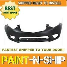 NEW fits 2011 2012 2013 2014 Acura TSX Front Bumper Painted AC1000177