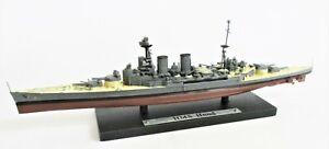 HMS Hood Boxed Atlas Editions Die-Cast WW2 Warship