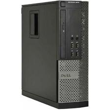 Dell OptiPlex 7010 Core i7-3770 PC de Bureau 8 Go Ram 128 Go SSD Win10 PRO WIFI