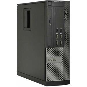 Dell OptiPlex 7010 Core i7-3770 PC de Bureau 8 Go Ram 256 Go SSD Win10 PRO WIFI