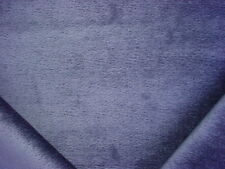 2+Y KRAVET 33816 TEXTURED BALTIC BLUE SAPPHIRE STRIE CHENILLE UPHOLSTERY FABRIC