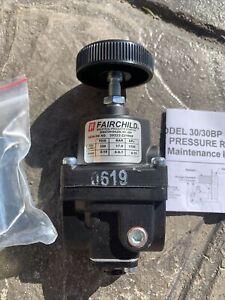 Fairchild  Back Pressure Regulator 30222-Z21958 New