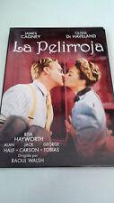"DVD ""LA PELIRROJA"" COMO NUEVA RAOUL WALSH JAMES CAGNEY OLIVIA DE HAVILLAND"