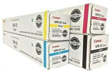 Canon GPR-33 Toner Cartridge Set for Canon ImageRunner C7055, C7065, C7260, C727