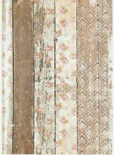 CIALDE di riso per decoupage Decopatch Scrapbook craft Sheet Carta da parati VINTAGE ROSE
