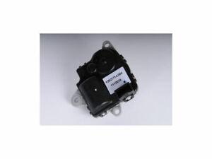 For 2010-2013 Chevrolet Equinox HVAC Air Inlet Door Actuator AC Delco 53643NW