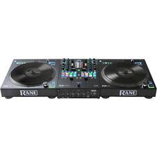 Rane Seventy Two Pro 2 Channel Touch Screen DJ Mixer w/ Rane Twelve Turntables