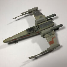 Star Wars Micro Machines Action Fleet Yavin Rebel  X Wing Fighter 1997