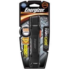 Energizer  HardCase  250 lumens Black  LED  Work Light Flashlight  AA Battery