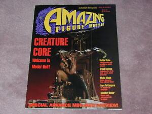 Amazing Figure Modeler magazine # 00 - hard to find!