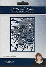 TATTERED LACE Cutting Die - COOL SEA AIR - Boat Scene