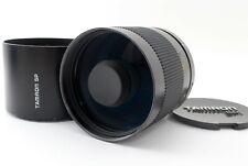 【N.Mint】Tamron SP 500mm f/8 Tele Macro BBAR MC 55BB For Nikon from Japan 642565