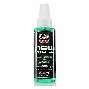 Chemical Guys New Car Smell Premium Air Freshener Odor Eliminator 4oz