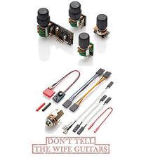 EMG BQC Tone Control System Mid Freq & EQ, Bass, Treble, Balance,  Master Volume