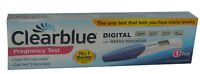 Clearblue Pregnancy Test Digital Weeks Indicator Over 99% Accurate - 1 Test