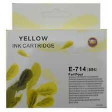T714 epson compatible jaune de rechange encre