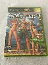 Outlaw Volleyball Microsoft Xbox Sealed