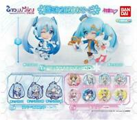 Bandai Snow Miku 2020 Assorted Gashapon 13set complete Assort capsule toys