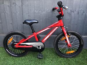 """Specialized Hotrock 16 Children's Bike Unisex 16"""" Wheel"""