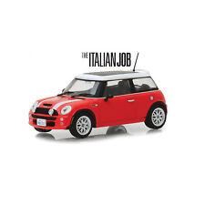 The Italian Job 2003 Mini Cooper S - red