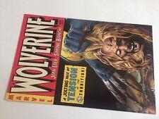 Wolverine #55 ~ Greg Land Crime SuspenStories #22 EC Homage Marvel Variant Cover