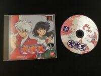 Inuyasha - Playstation - Bandai - 2001 - Japan PS1 Import