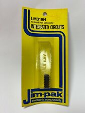 Integrated Circuits-Jim-Pak LM319N-NEW- Hi-Speed Dual Comparator- HTF!