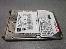 Toshiba HDD2160 30GB  IDE Notebook Hard Drive MK3017GAS Works