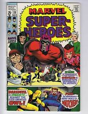 Marvel Super-Heroes 23 (Nice/Sharp!) Reprint 1st Quicksilver & ScarW (id# 14871)