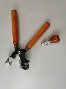 Sabot Slug bullet mould 12 gauge (17.4 mm) Lyman, Casting Mold match,  AS
