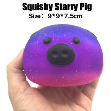 Starry Cute Animal Cream Scented Squishy Slow Rising Squeeze Baby Kids Toy Gift