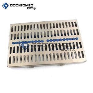 """Sterilization Cassette 11"""" X 7"""" Surgical Dental, Medical Lab. Instruments"""
