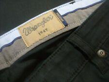 Wrangler Arizona Stretch 40 Waist X 34 Leg Measured Black Washed W12op880k