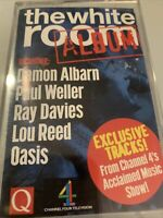 The White Room Album, Q promo Cassette Tape | Oasis, Lou Reed...(Feb 1996)